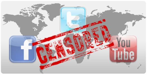 redes sociales mapa censura prohibicion
