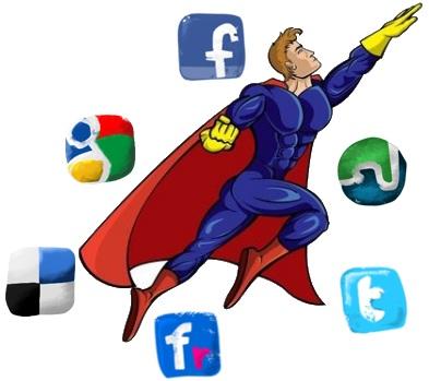 heroes internet redes sociales humor geek