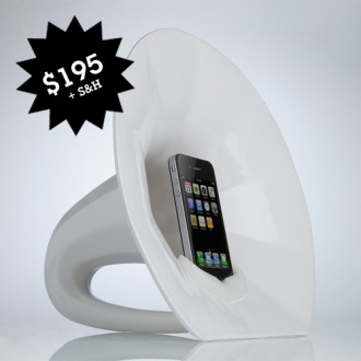 iphone accesorio speaker