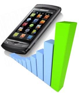 smartphone popular aparato tecnologia