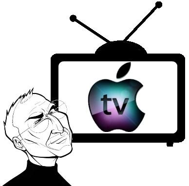 steve jobs itv apple television