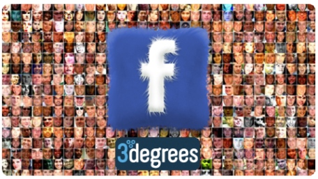 conocer gente hacer amigos facebook 3degrees