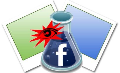 fotos facebook ilusion optica aplicacion