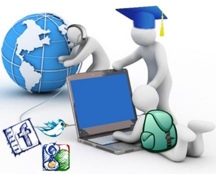 impacto tecnologia educacion estudiantes internet redes sociales