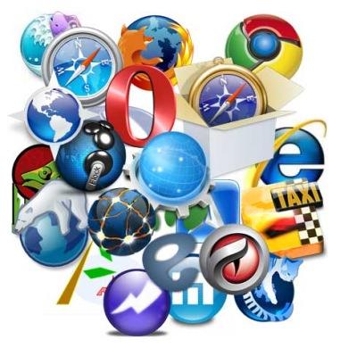 Navegadores internet web