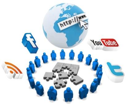 internet estudio infografia datos redes sociales