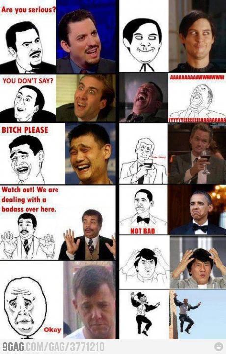 meme faces originales