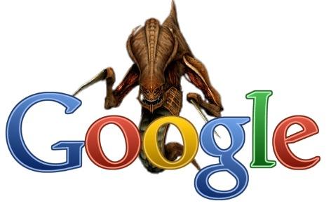 google juego zerg rush starcraft humor