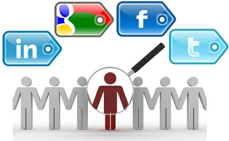 empresas redes sociales trabajo empleados
