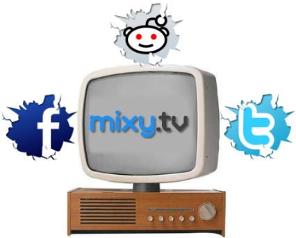 mixytv redes sociales videos en linea ver facebook twitter reddit