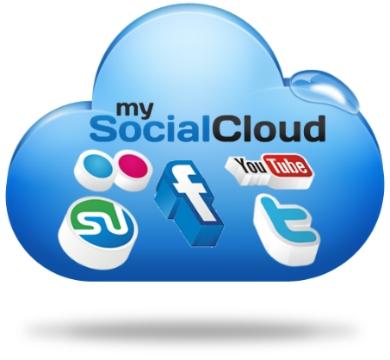 Mysocialcloud redes sociales contraseñas usuarios nube