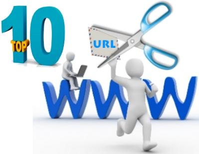 TOP 10 url shortener aplicacion acortar