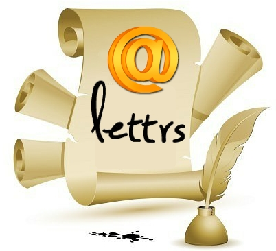 lettrs aplicacion web cartas email
