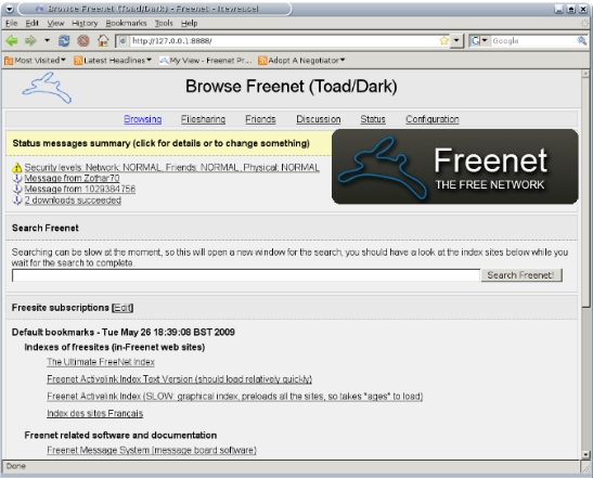 freenet privacidad captura