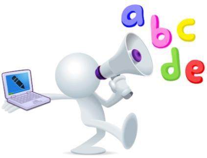 online dictation aplicacion web escribir dictar chrome google