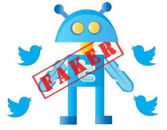 twitter amigos usuarios falsos faker aplicacion