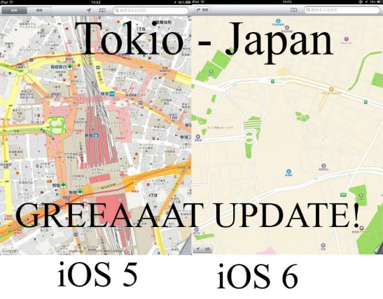 apple maps 3