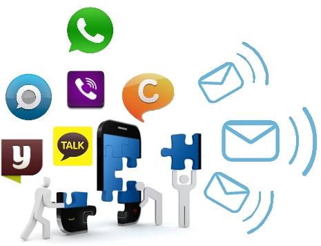 aplicacion whatsapp alternativa movil mensajeria mensaje