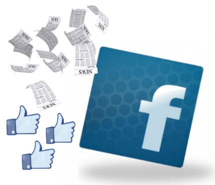 facebook popular likes tendencia noticias trendolizer aplicacion web