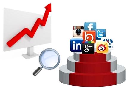 infografia crecimiento redes sociales evolucion estadisticas