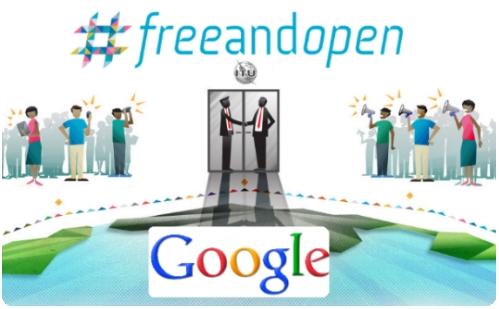 libertad web internet libre google freeandopen
