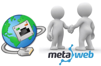 metaweb red social conocer gente amigos internet pagina web