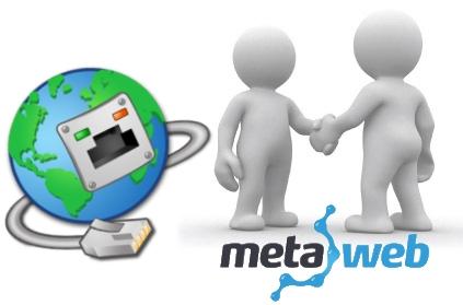 metaweb red social conocer gente amigos internet pagina web