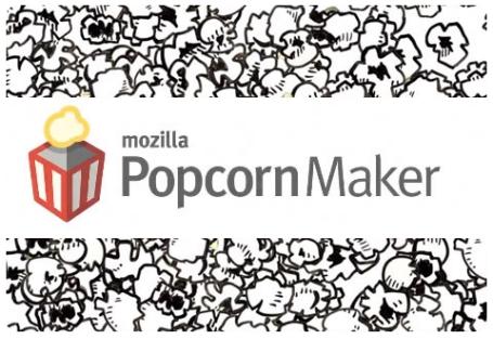 popcorn maker aplicacion mozilla web video edicion