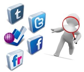 redes sociales populares estadistica