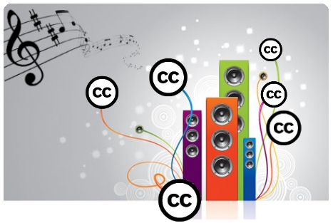sitios web creative commons licencia musica gratis descargar