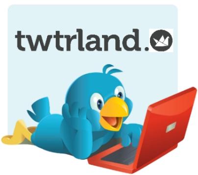 twtrland aplicacion web twitter usuarios tips buscar