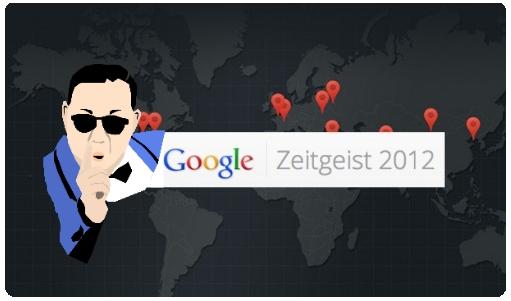 Google Zeitgeist 2012 busquedas buscador popular