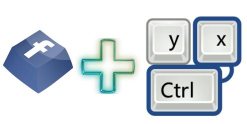 facebook atajo teclado usuarios tips