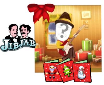 jibjab tarjeta navidad virtual animacion humor