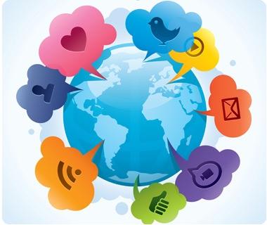 turismo viajes redes sociales
