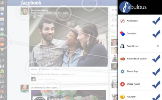 fabulous extension chrome facebook