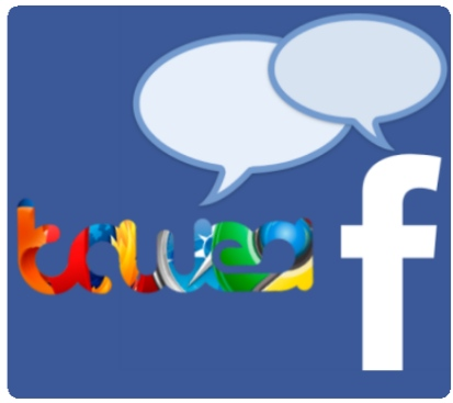 Tawea facebook chat usuarios tips plugin extension navegador web
