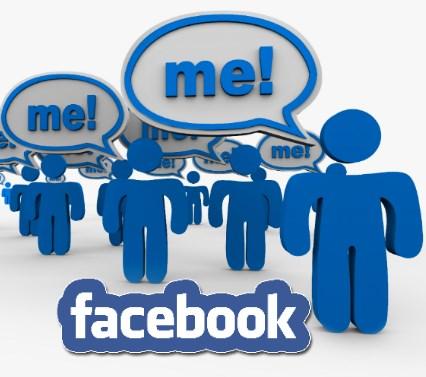 facebook auto promocion usuarios amigos posts