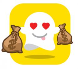 Snapchat aplicacion negocios empresas marketing redes sociales