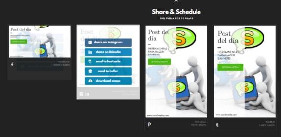 designfeed app web herramienta diseño banners publicidad imagenes